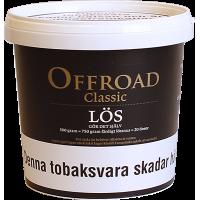 Offroad Snussats Lös Classic 500 g