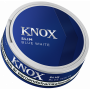Knox Slim Blue White Portion