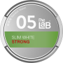 The LaB 05 Slim White Strong Portion