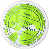 Catch Mini Spearmint White Portion