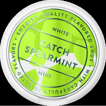 Catch Mini Spearmint White Portion