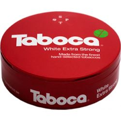 Taboca White Extra Strong Portion