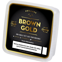 Prillan Portion Brown Gold 500 Snussats