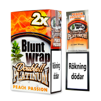 Blunt Wrap Peach Passion
