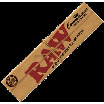 RAW Rullpapper med Filter