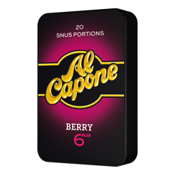 Al Capone Berry Mini Portion