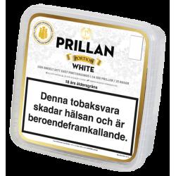 Prillan Portion White 500 Snussats