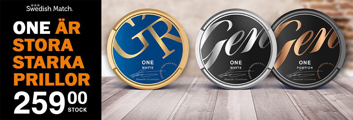 General One och Göteborgs Rape one