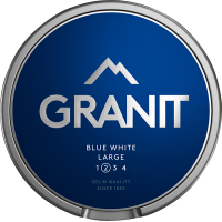 Granit Blue White Portion