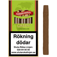 Handelsgold Green Apple Cigariller Cigarr