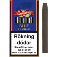 Handelsgold Blue Chocolate Cigariller Cigarr