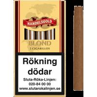 Handelsgold Blond Vanilla Cigariller Cigarr