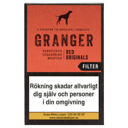 Granger Original Red Cigariller