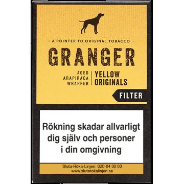 Granger Original Yellow Cigariller