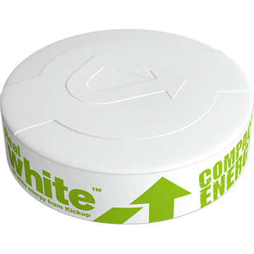 KickUp Real White Nikotinfri Snus