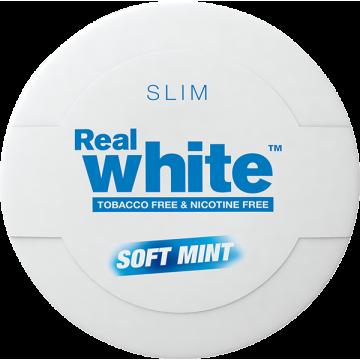 KickUp Mint Slim Real White Nikotinfri Snus