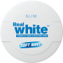 KickUp Real White Soft Mint Slim Nikotinfri snus