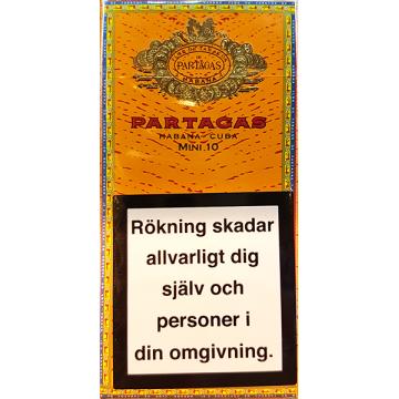 Partagas Mini 10p Cigariller