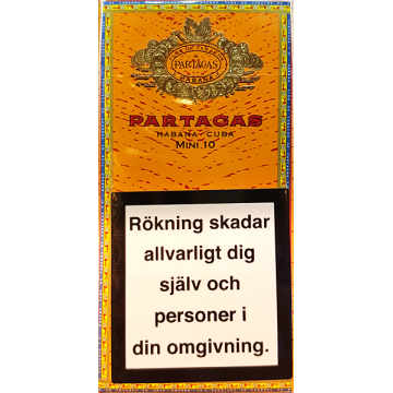 Partagas Mini Cigarill