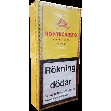 Montecristo Mini 10p Cigariller
