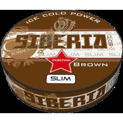 Siberia Slim Brown Portion