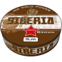 Siberia Slim Brown Portion