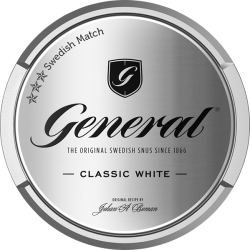 General White Portion