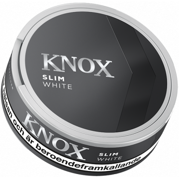 Knox Slim White Portion