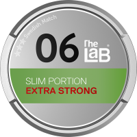The LaB 06 Slim Xtra Strong Portion