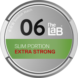 The LaB 06 Slim Extra Strong Portion