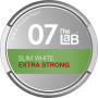 The LaB 07 Slim White Xtra Strong Portion