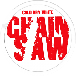 Chainsaw Cold White Dry Portion