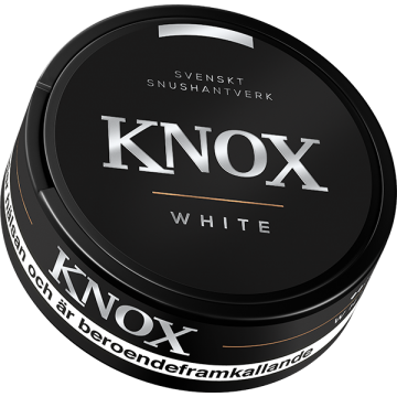 Knox White Portion