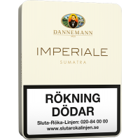 Dannemann Imperiale Sumatra Cigarill