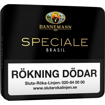 Dannemann Speciale Brasil Cigarill