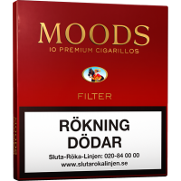 Ritmeester Moods Filter 10p Cigarill
