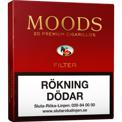 Ritmeester Moods Filter 20p Cigarill