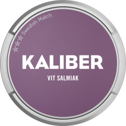 Kaliber Vit Salmiak Portion