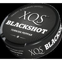 XQSBlackshot Nikotinfritt Snus