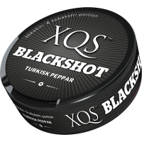 XQS Blackshot Portion
