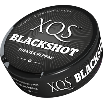 XQSBlackshot Portion