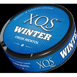 XQS Winter Nikotinfritt Snus