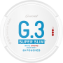 General G3 Mint Strong Super Slim White Portion