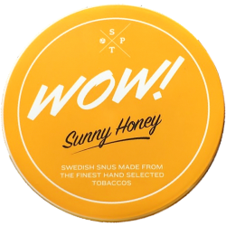 WoW Sunny Honey White Portion