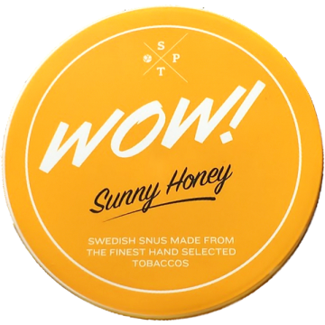 WoW Sunny Honey White Portion