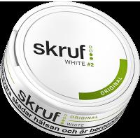 Skruf White Portion