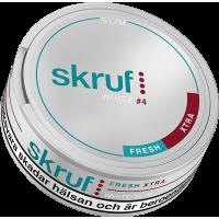 Skruf Slim Fresh Extra Stark White Portion