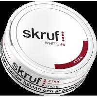 Skruf Xtra Stark White Portion