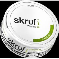 Skruf Slim White Portion