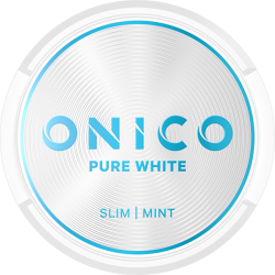 Onico Pure White Slim